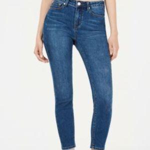 Indigo Rein Junior's High Rise Skinny Ankle Jeans.